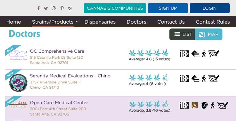 Medical Directory Portal