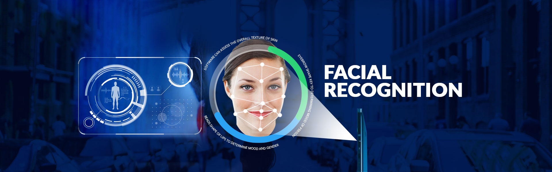 facial Recognition Solution - DreamzTech Solutions Inc